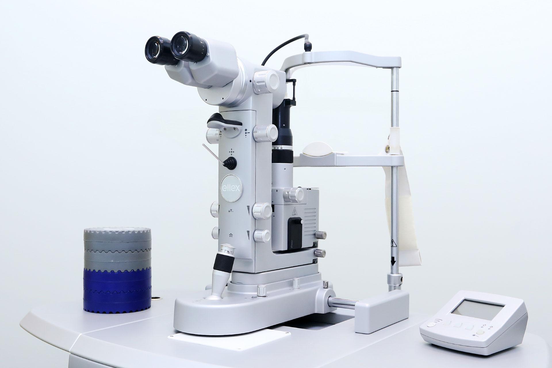 تقنية ليزر الأرجون Argon Laser